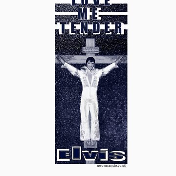 Elvis Christ by neonsandwich