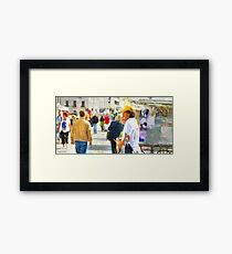 Venice at Noon Framed Print