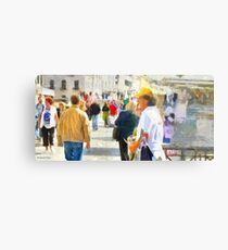 Venice at Noon Metal Print