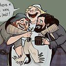 Outlander fan art  by Laura Ewing Ferrer