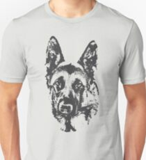 German Shepherd Unisex T-Shirt