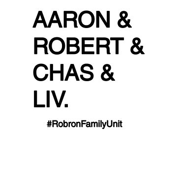 #RobronFamilyUnit by robronsuggers