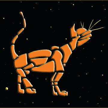 Cat Universe by JimmyGlenn
