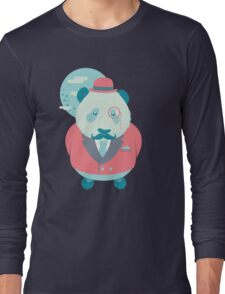 Reginald Pandafield IV Long Sleeve T-Shirt