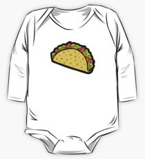 It's Taco Time! One Piece - Long Sleeve