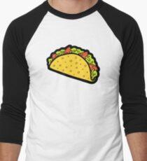It's Taco Time! Men's Baseball ¾ T-Shirt