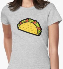 It's Taco Time! Women's Fitted T-Shirt
