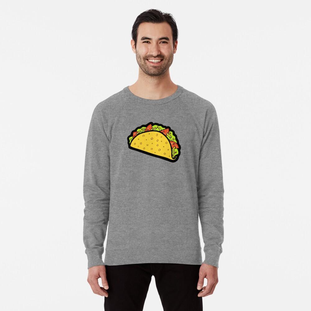 Es ist Taco Zeit! Leichter Pullover