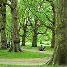 Green Park, London. by Eve Parry