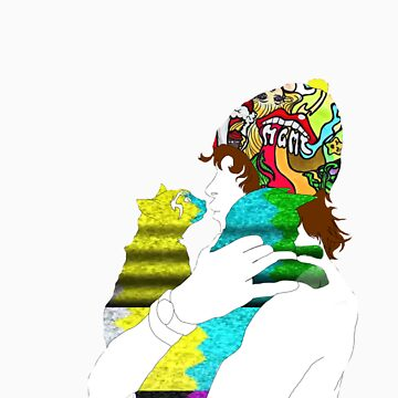 Andrew Vanwyngarden + Cats by Computer-Show