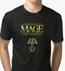 Mage: The Ascension 20th Anniversary Edition Tri-blend T-Shirt