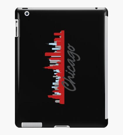 Chicago Illinois Skyline iPad Case/Skin