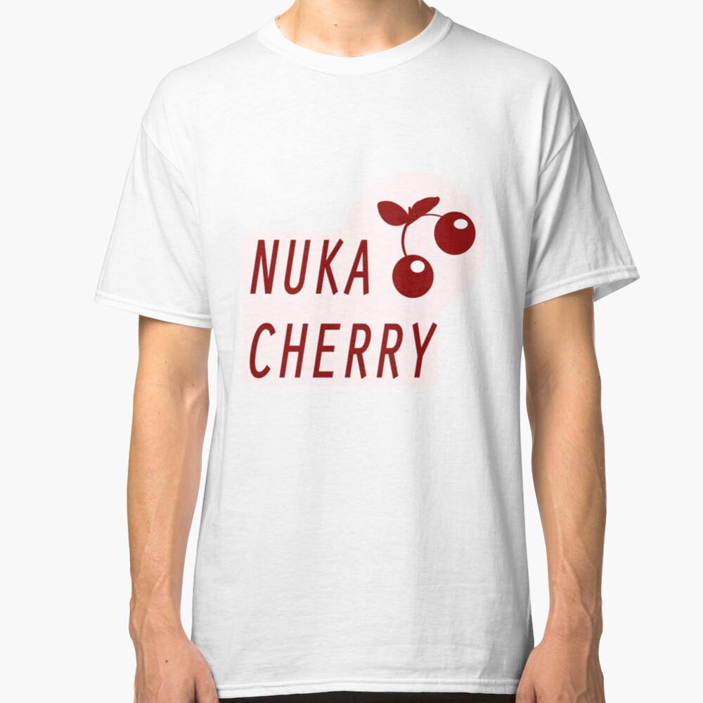 Nuka Cola Cherry Label Classic T-Shirt