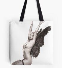 Dark Angel ii Tote Bag