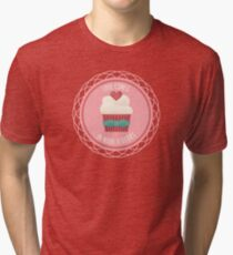 Love Comes In Many Flavors Tri-blend T-Shirt