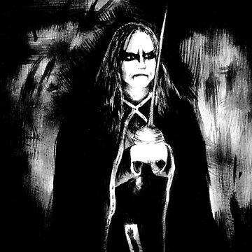 Euronymous by blasphemyth