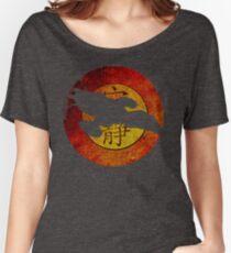 FireFly Logo Cutout  Women's Relaxed Fit T-Shirt
