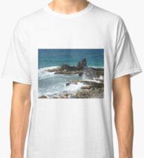 Caribbean coastal spray Classic T-Shirt