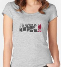 MKI Women's Fitted Scoop T-Shirt