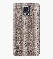Snake Skin Cool Art Case/Skin for Samsung Galaxy