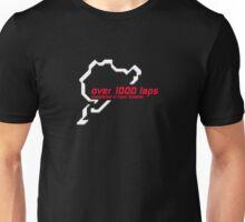 Nurburgring 1000 lap club - Gran Turismo Unisex T-Shirt