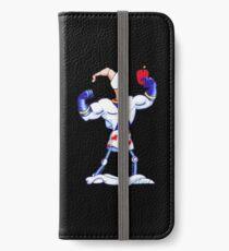 earthworm jim iPhone Wallet/Case/Skin