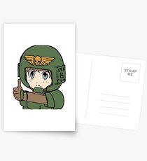 good job guardsmen Postcards