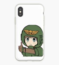 good job guardsmen iPhone Case