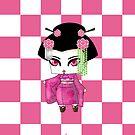 Chibi Lady Momoiro by artwaste