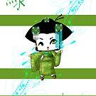 Chibi Lady Midori by artwaste