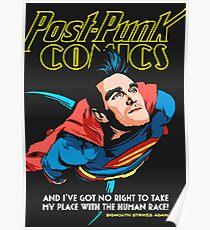 Post-Punk Comics   Super Mouth Strikes Again Poster