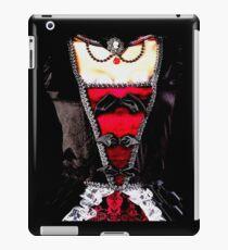 Vampire Costume female  iPad Case/Skin