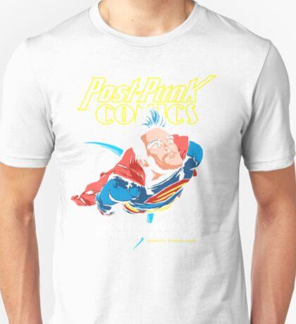 Post-Punk Comics   Super Mouth Strikes Again T-Shirt