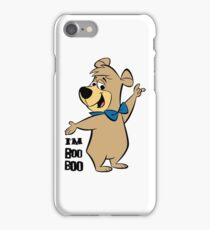 Bobo Bear Yogi Bear iPhone Case/Skin