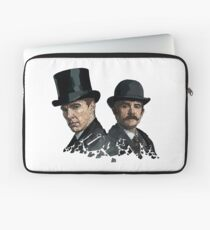 Sherlock And Watson  Laptop Sleeve