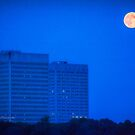 Super Moon 2 - Ottawa - Ontario by Yannik Hay