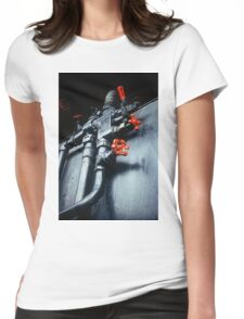 Inner Workings Womens Fitted T-Shirt