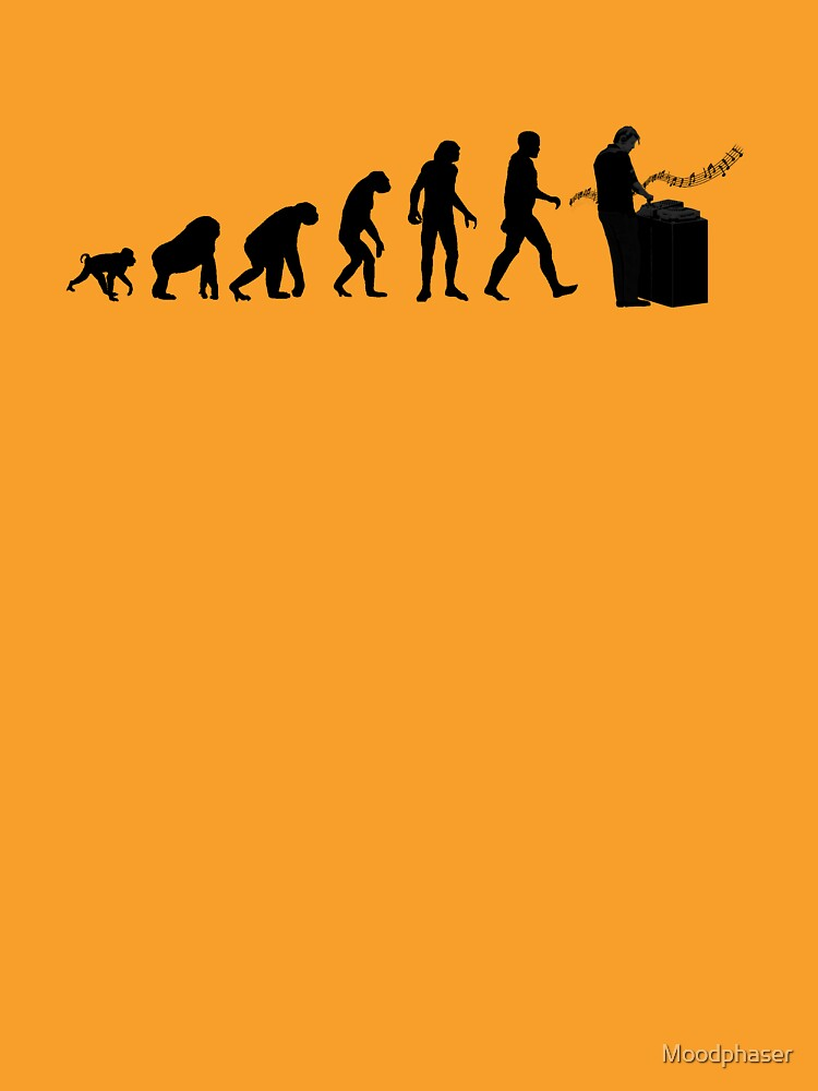 Evolution of a DJ by Moodphaser
