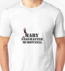 Mary sass master McDonnell T-Shirt