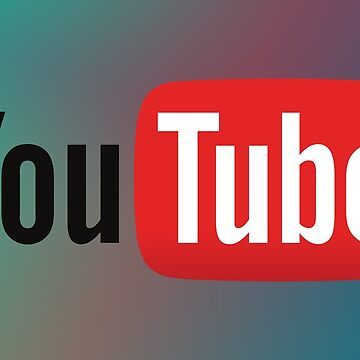 YOUTUBE COLORFUL BACKGROUND STICKER. by 1lokan