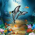 Underwater Life by CroDesign