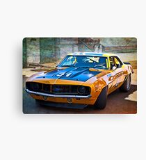 Paul Stubber Camaro Canvas Print