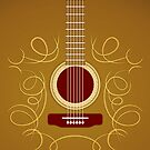 Classic Acoustic Guitar   by CroDesign