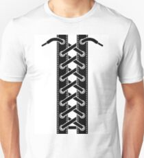 Corset lacing T-Shirt