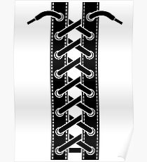 Corset lacing Poster