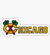 Chicago Blackhawks Sticker