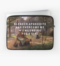 slender aphrodite Laptop Sleeve