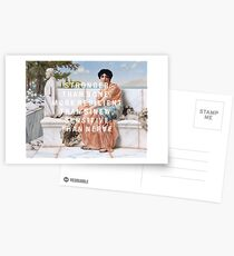 sappho Postcards
