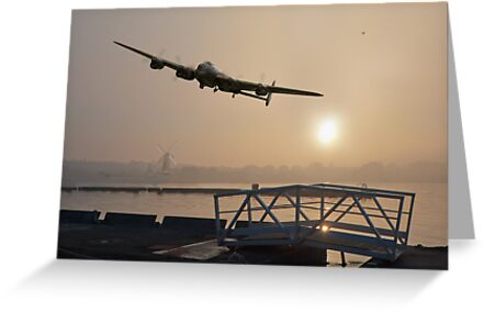 The Dambusters: last one home by Gary Eason