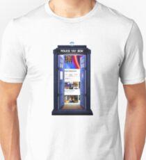 Owen sammons- inside the Tardis Unisex T-Shirt